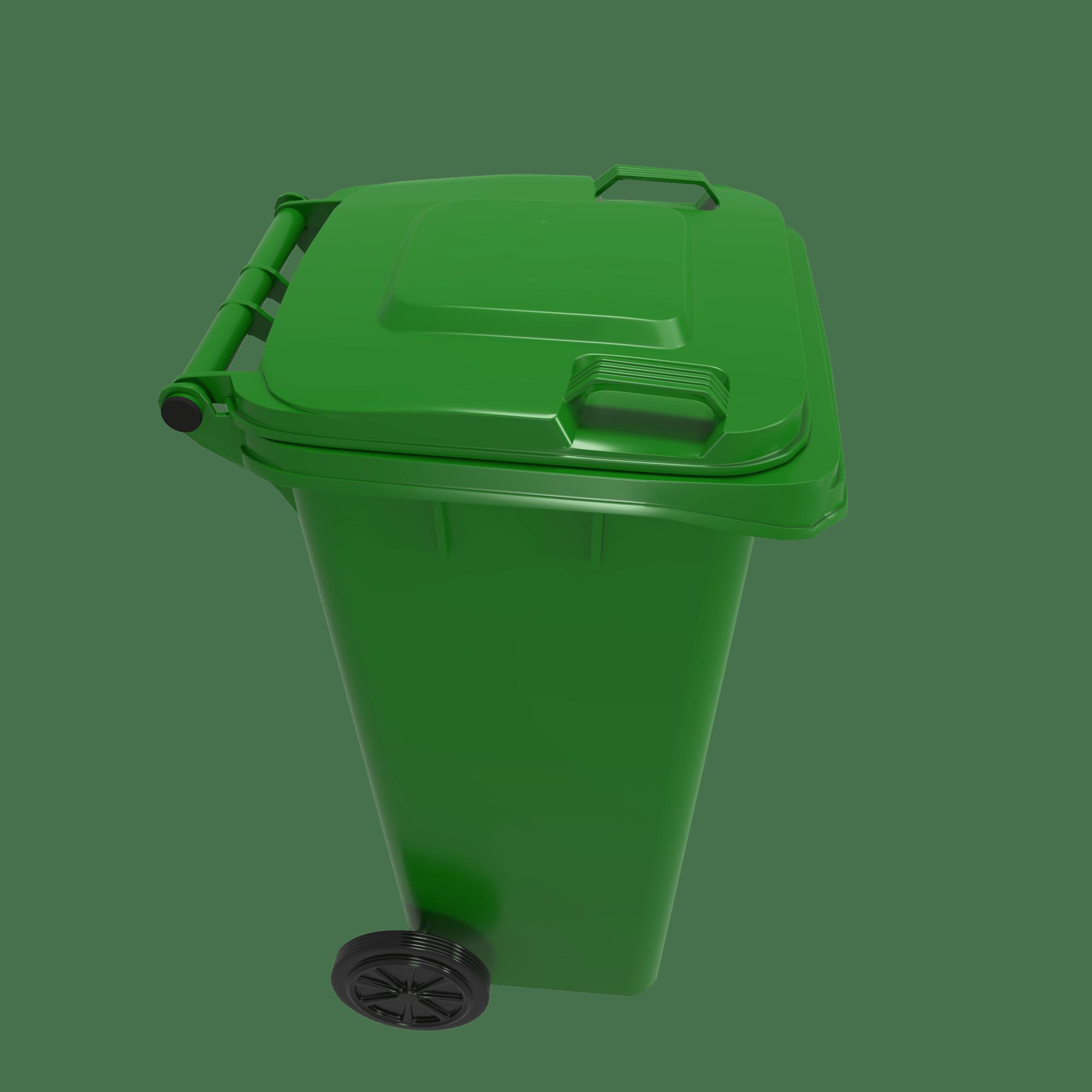 Resiglas Outdoor Garbage Bin